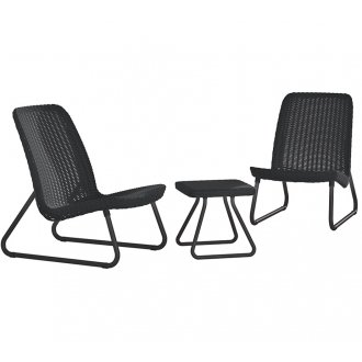 Комплект Rio Patio Set Графит